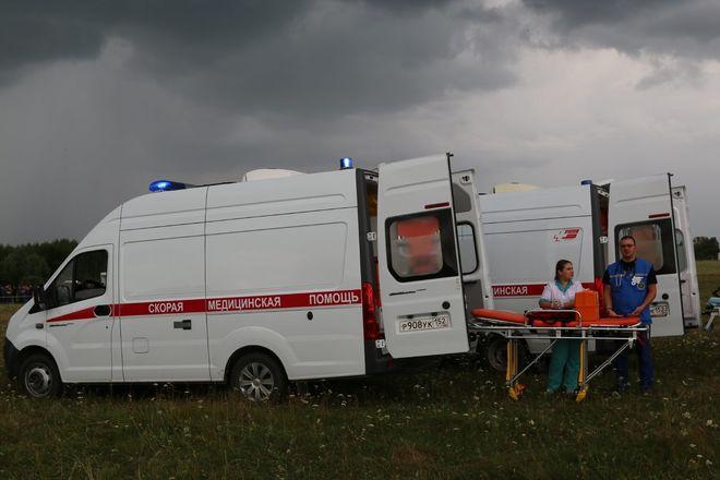 На вертолетах и квадроциклах: пожарные боролись с условным лесным возгоранием под Дзержинском - фото 9