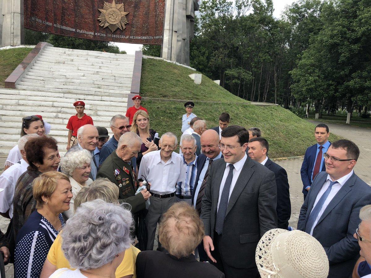 Парк Славы в Автозаводском районе передан на баланс города - фото 1
