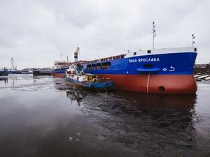 «Полу Ярославу» спустили на воду на «Красном Сормове»