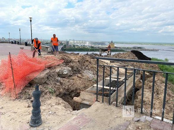 Салют над стройкой: каковы шансы подрядчиков благоустроить Нижний Новгород до юбилея - фото 24