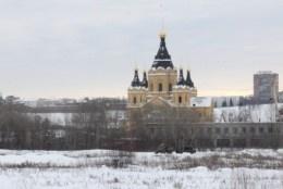Митрополит Георгий совершит новогодний молебен в Нижнем Новгороде