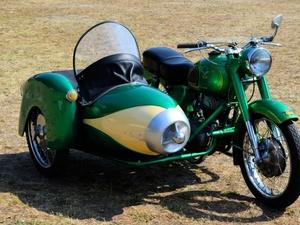 Арзамасец «превратил» в металлолом краденый мотоцикл