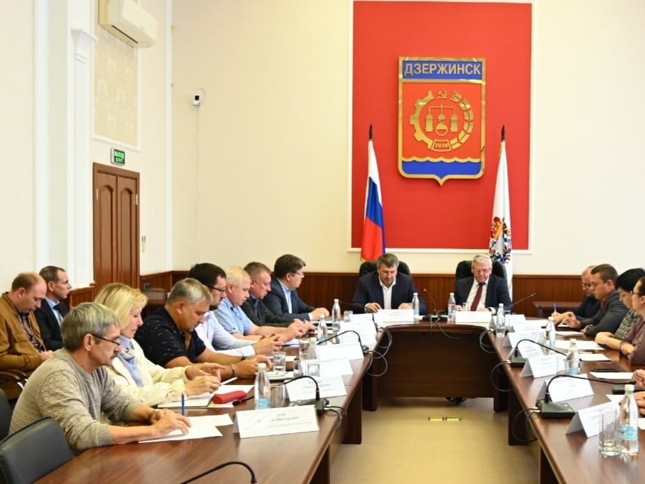 Единый инфоцентр по вопросам ЖКХ планируют создать в Дзержинске  - фото 1