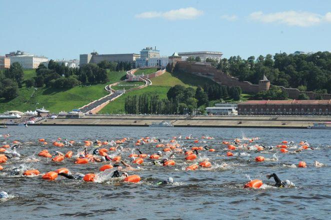 Депутат Законодательного собрания Нижегородской области принял участие в 5-м заплыве X-WATERS Volga - фото 3