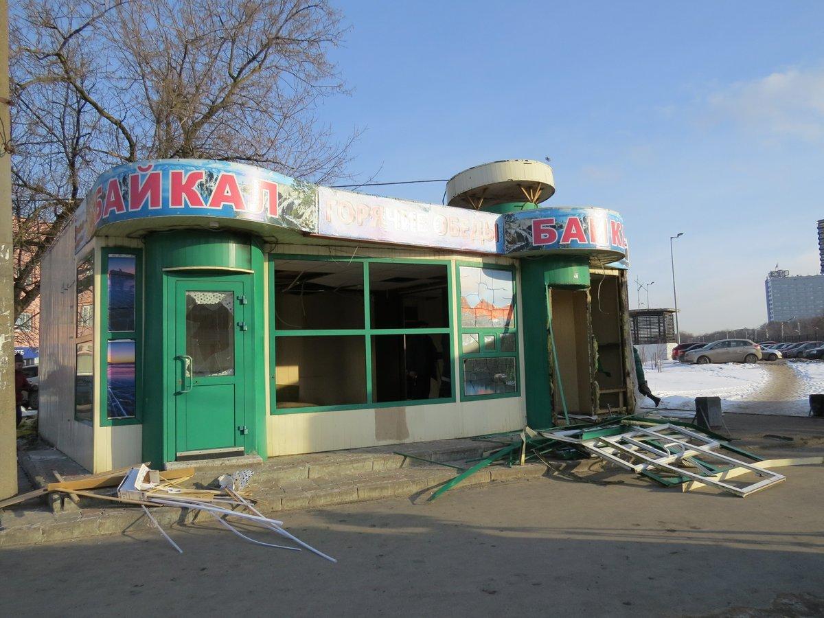 Три «разливайки» снесли в Автозаводском районе - фото 1