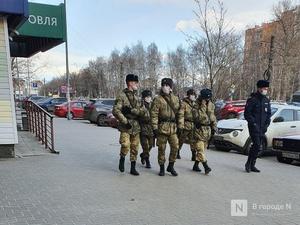 На нижегородцев составили 384 протокола за нарушение самоизоляции