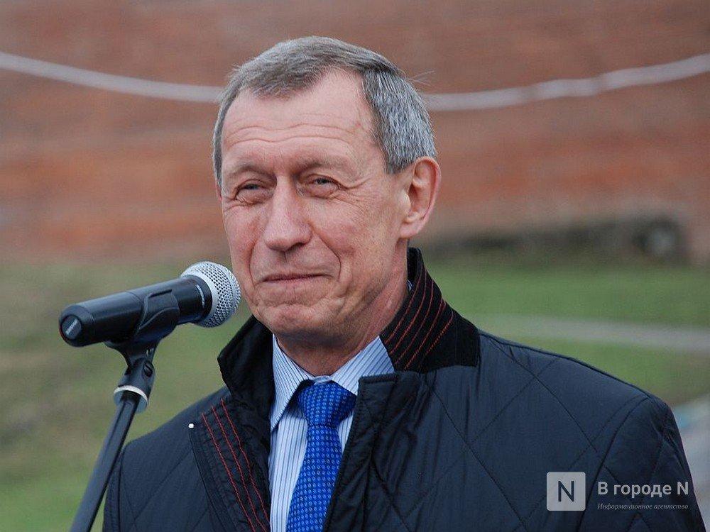 Нижегородский экс-министр культуры Сергей Горин станет экскурсоводом - фото 1