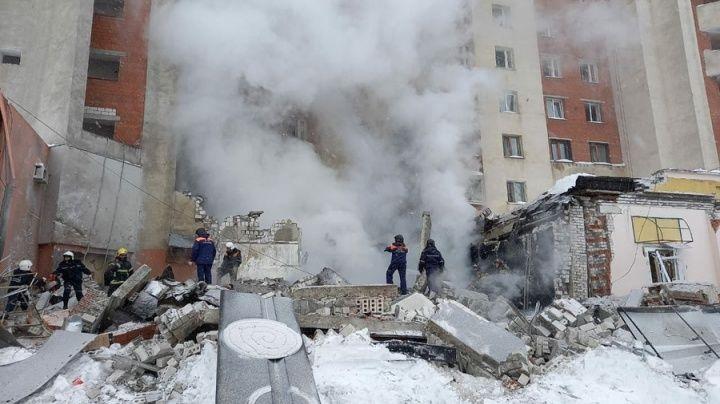 Бытовой газ взорвался в девятиэтажке в Канавинском районе - фото 2
