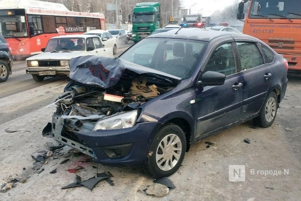 Следователи проводят проверку по факту смертельного ДТП в Приокском районе - фото 1