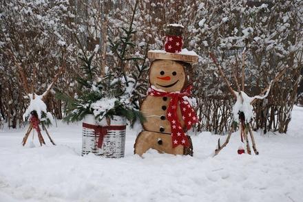 Наступившая неделя принесет нижегородцам оттепель и снегопады