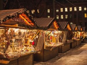 Рождественские ярмарки торжественно откроются в Нижнем Новгороде