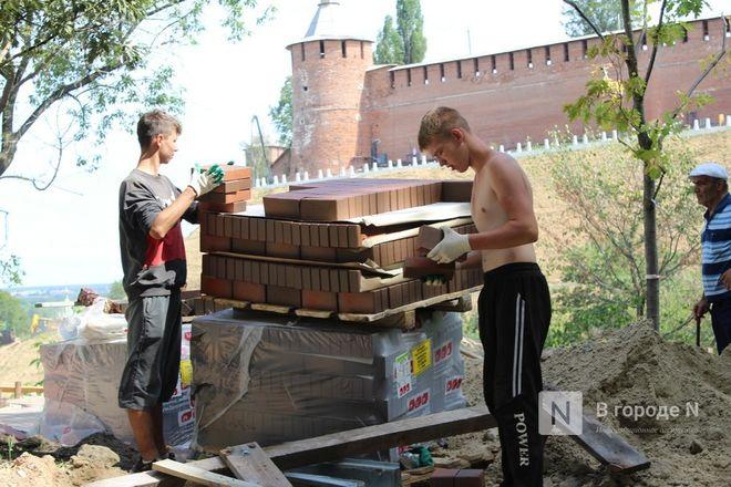 Вид на Кремль и каменные мыши: как изменится Почаинский бульвар в Нижнем Новгороде - фото 27