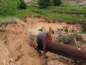 «Ока-Полимер» заплатит штраф за прорыв канализационного коллектора в промзоне Дзержинска