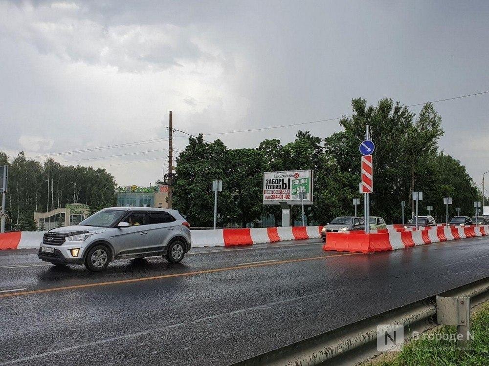 Минус две полосы: как осложняет ситуацию строительство дорожной развязки в Ольгино - фото 5