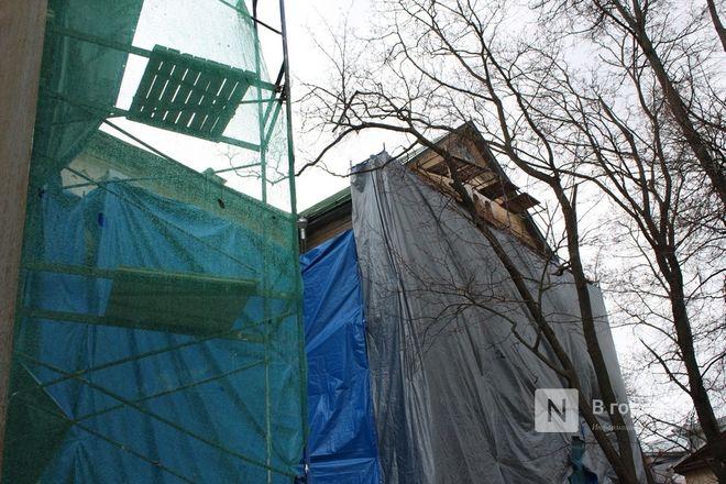 Реставрация Дворца творчества в Нижнем Новгороде выполнена на 10% - фото 21