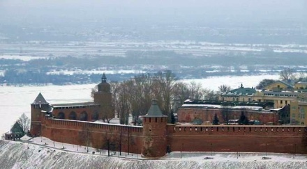 Нижний Новгород признан одним из самых романтичных городов России