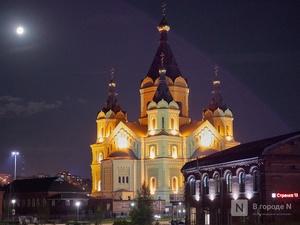 Пасхальные богослужения нижегородцы смогут увидеть только по телевизору