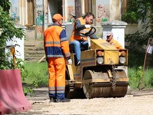 Работы по благоустройству после зимних «раскопок» вышли на завершающую стадию (ФОТО)