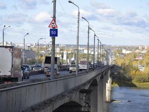 Движение на Мызинском мосту откроют до 1 ноября