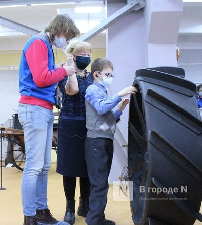 Нижегородский технический музей стал доступен незрячим людям - фото 6