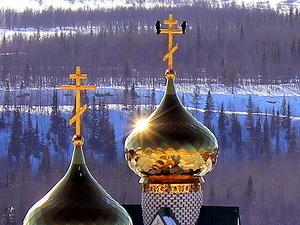 Божественная литургия пройдет в 19 нижегородских храмах в новогоднюю ночь