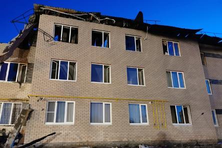 Двое сотрудников газовой службы подозреваются в причастности к взрыву дома в Дальнеконстантиновском районе