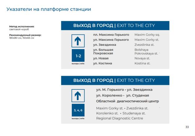 Систему навигации поменяют на четырех станциях нижегородского метро - фото 3