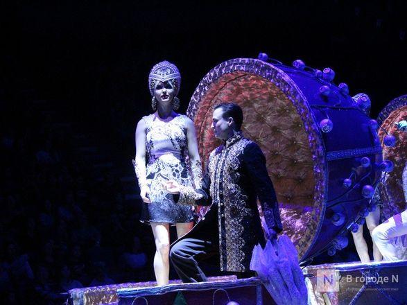 Чудеса «Трансформации» и медвежья кадриль: премьера циркового шоу Гии Эрадзе «БУРЛЕСК» состоялась в Нижнем Новгороде - фото 111
