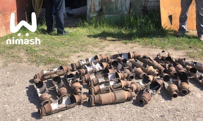 Банду похитителей катализаторов с автомобилей задержали в Нижнем Новгороде - фото 1