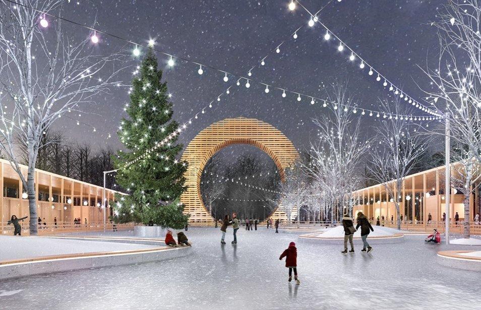 Восемь в одном: нижегородцам представили архитектурную концепцию парка «Швейцария» - фото 4