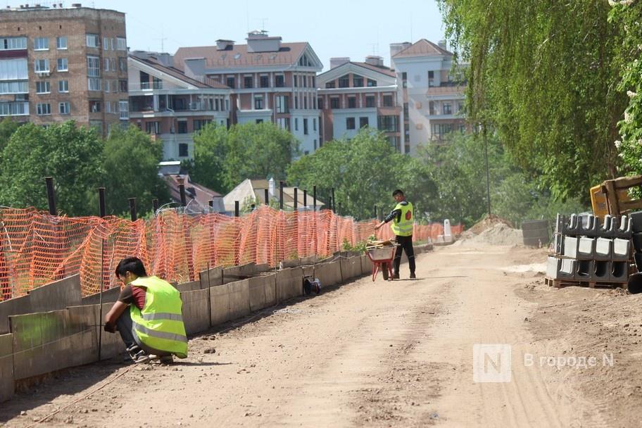 Благоустройство Кремлевского бульвара в Нижнем Новгороде  завершится 30 июля - фото 2