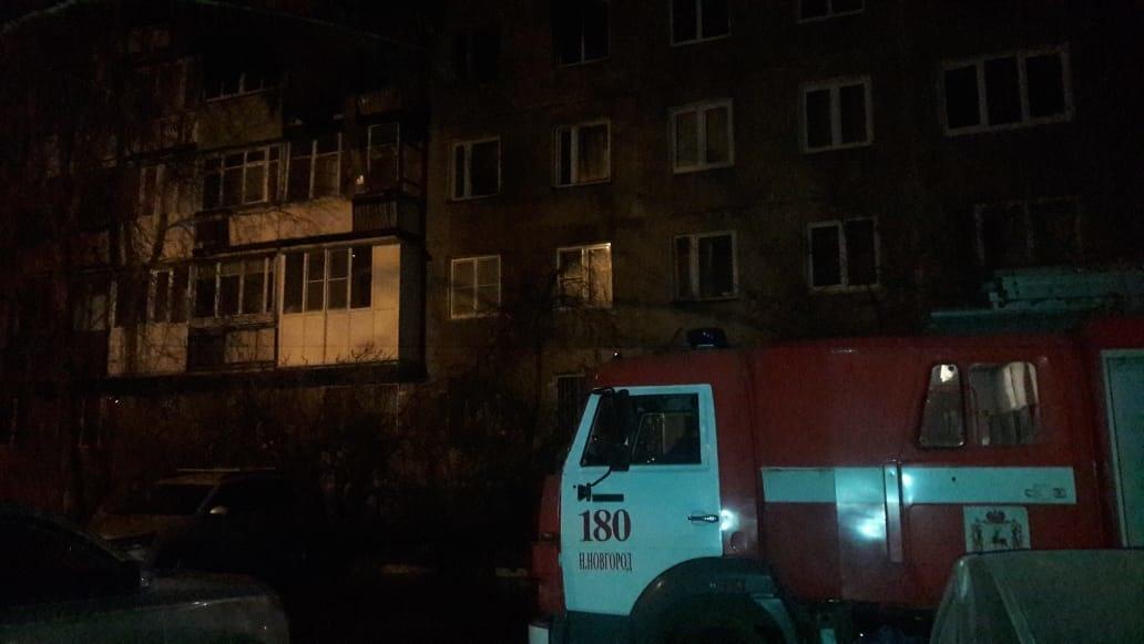 Мужчина и женщина погибли в ночном пожаре в Ленинском районе - фото 1
