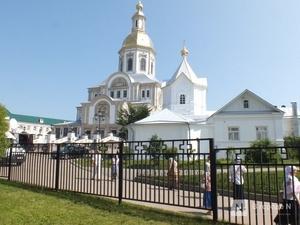 Семь бригад скорой помощи будут дежурить в Дивееве в день памяти Серафима Саровского