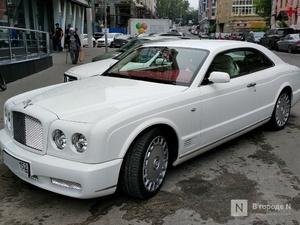 Редкий Bentley в кузове купе выставлен на продажу в Нижнем Новгороде за 15 млн рублей