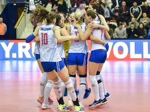 Нижегородская «Спарта» прошла в финал волейбольной Высшей лиги «А»