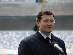 Глеб Никитин призвал сделать Нижний Новгород одним из футбольных центров страны