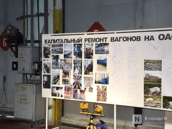 Четыре отремонтированных вагона вернули на линии нижегородского метро - фото 7