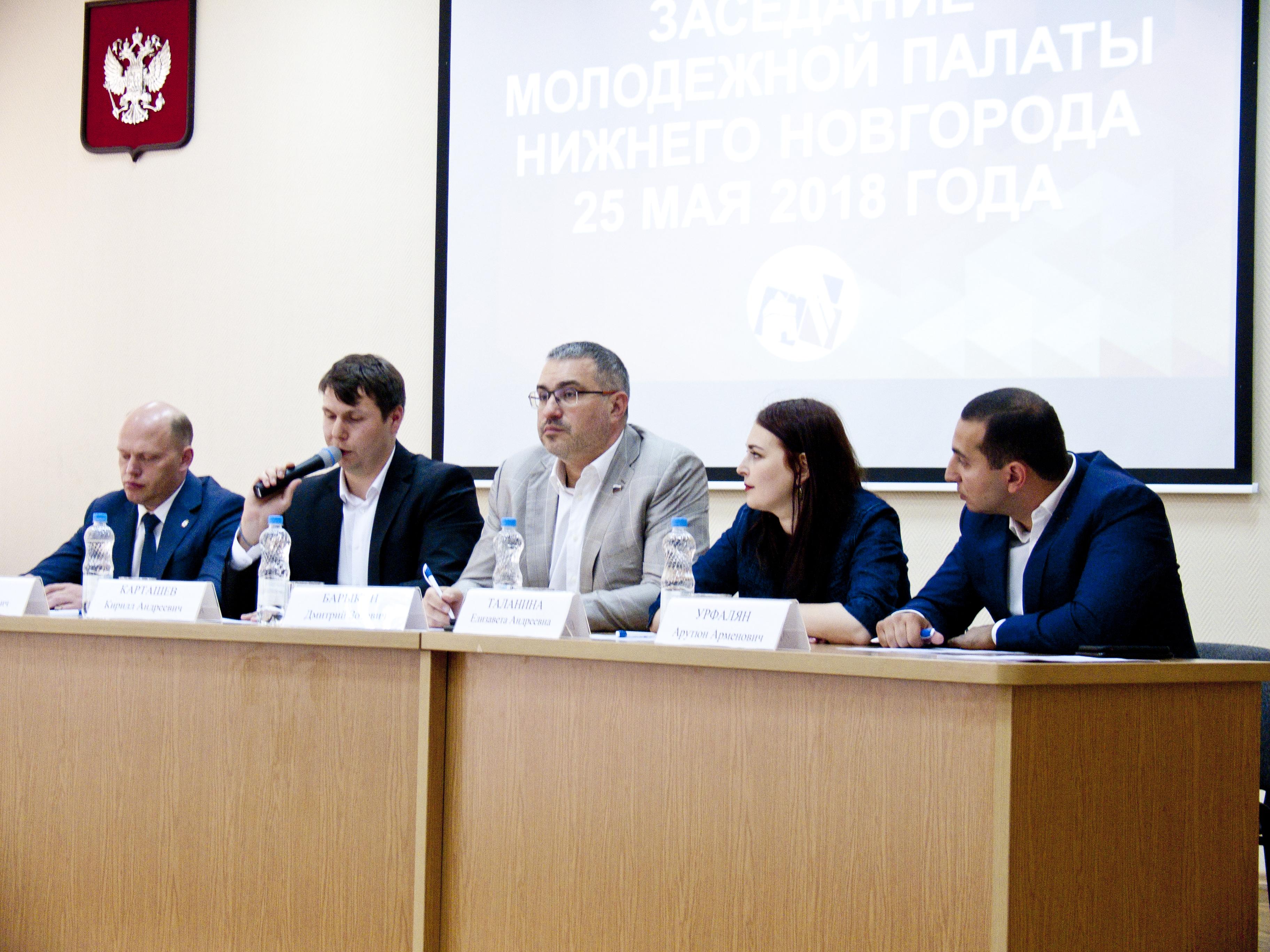 Нижегородская молодежь предложит свои варианты использования объектов ЧМ-2018