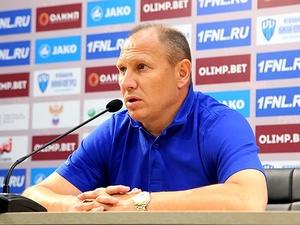 Дмитрий Черышев освобожден от должности главного тренера ФК «Нижний Новгород»