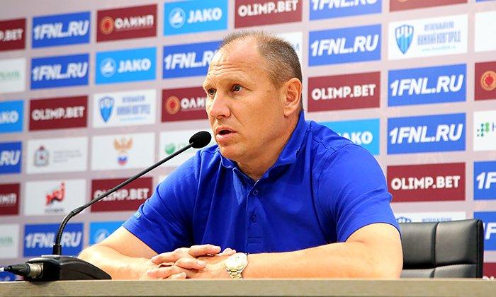 Дмитрий Черышев освобожден от должности главного тренера ФК «Нижний Новгород» - фото 1