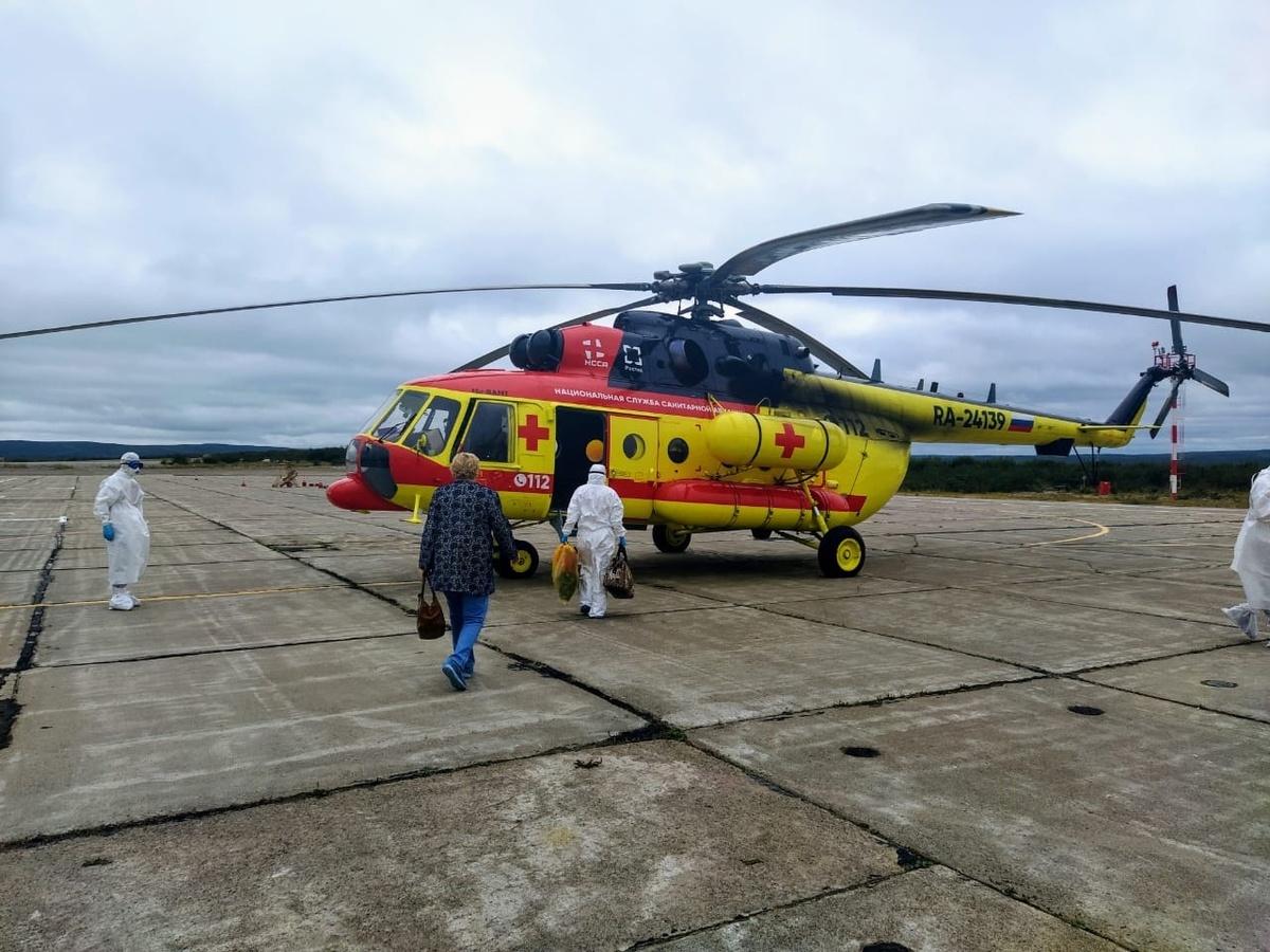 Двоих подростков срочно эвакуировали из Шахуньи вертолетом в больницу Нижнего Новгорода - фото 1