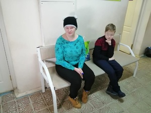Семью Фединых-Лобановых, которые больны патологией Фабри, госпитализируют в Павловскую ЦРБ