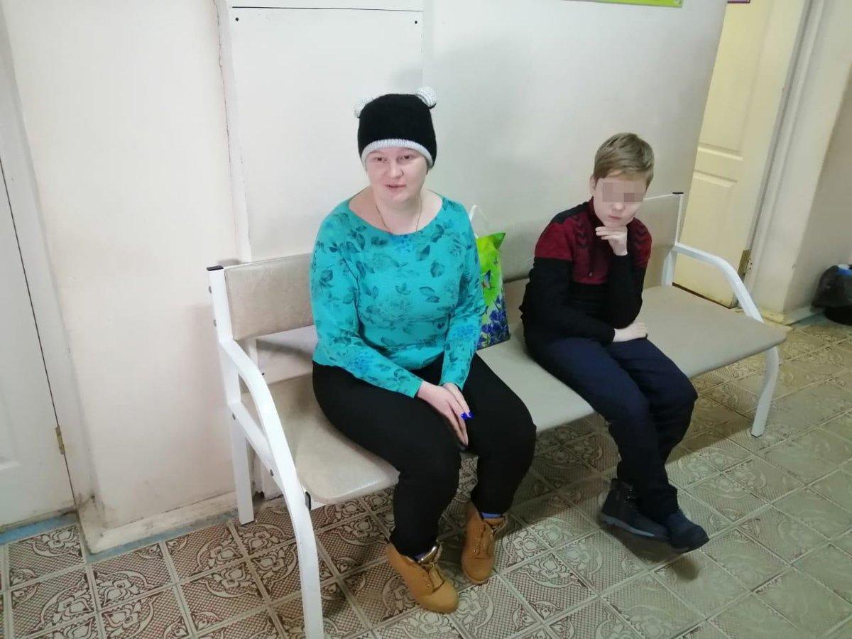 Семью Фединых-Лобановых, которые больны патологией Фабри, госпитализируют в Павловскую ЦРБ - фото 1