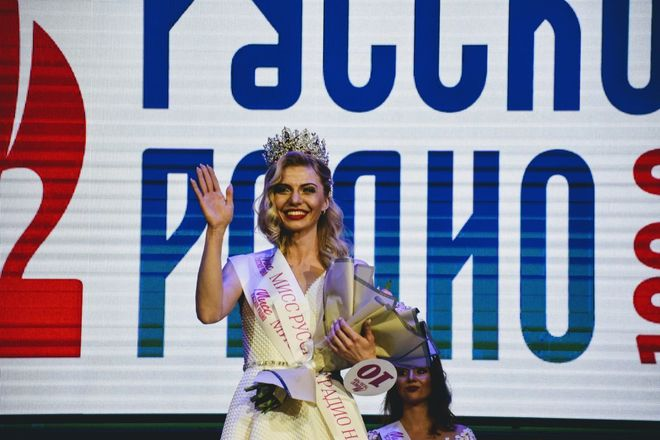 «Мисс Русское радио» выбрали в Нижнем Новгороде - фото 38