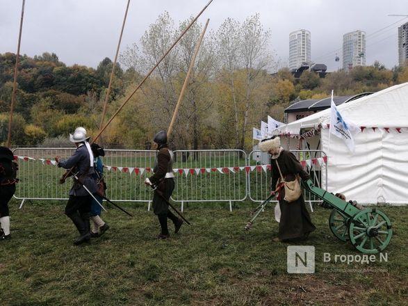 Нижегородцы стали участниками средневекового сражения  - фото 23