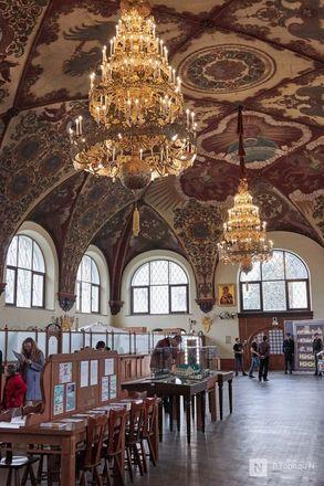 Победители проекта «В городе N» побывали на эксклюзивной экскурсии в Госбанке на Большой Покровской - фото 44