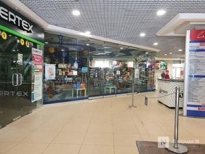 Магазины разрешили открыть в торговых центрах Нижегородской области
