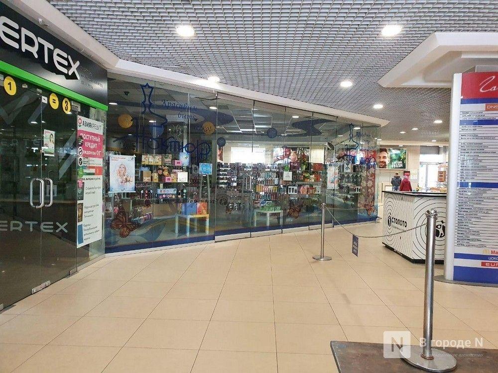 Магазины в торговых центрах открываются в Нижегородской области - фото 1