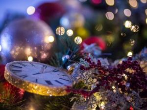 Синоптики надеются на снежную новогоднюю ночь в Нижнем Новгороде