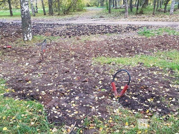Недоблагоустройство: нижегородцы продолжают жаловаться на мусор в парке Пушкина - фото 8